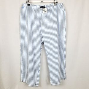 Ralph Lauren sz L cotton lounge pants